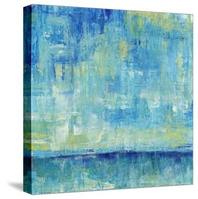 Water Reflections III-Tim OToole-Stretched Canvas Print