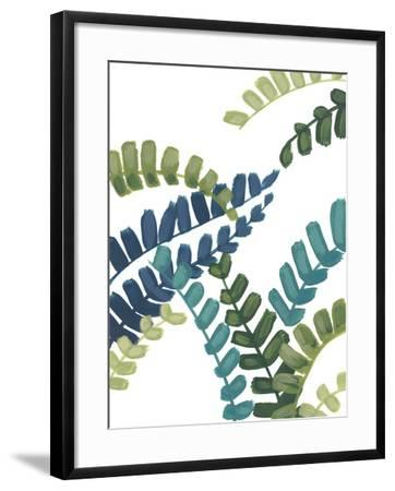 Tropical Thicket I-June Vess-Framed Art Print
