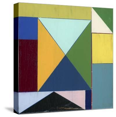 Junction I-Alicia LaChance-Stretched Canvas Print