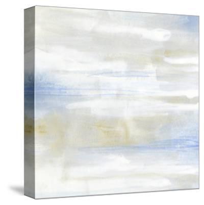 Shore Horizon I-June Vess-Stretched Canvas Print
