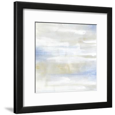 Shore Horizon I-June Vess-Framed Art Print