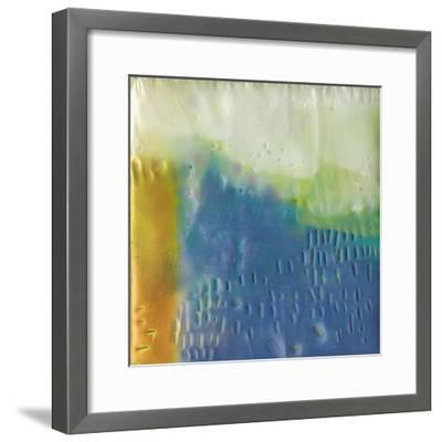 Southern Shores II-Sue Jachimiec-Framed Art Print