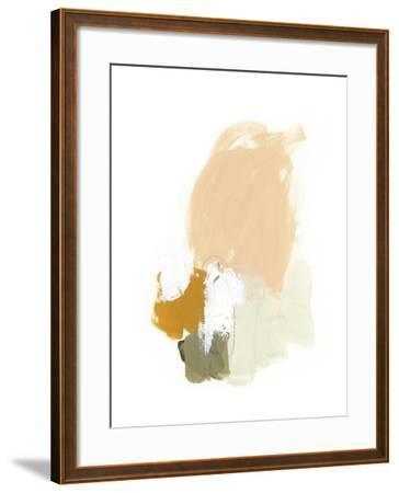 Understate II-June Vess-Framed Art Print