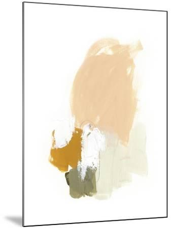 Understate II-June Vess-Mounted Art Print