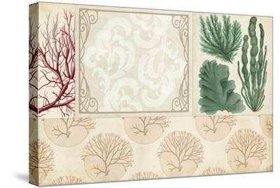 Coastal Patternbook II-Vision Studio-Stretched Canvas Print