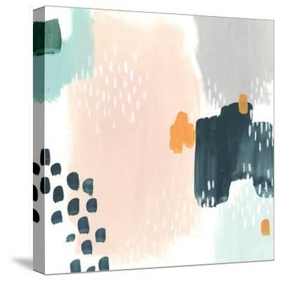 Precept II-June Vess-Stretched Canvas Print