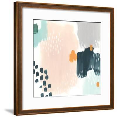 Precept II-June Vess-Framed Art Print
