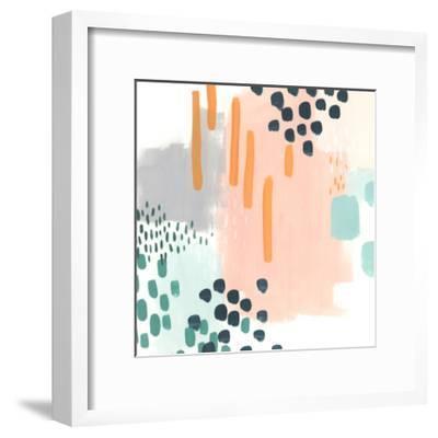 Precept VII-June Vess-Framed Art Print