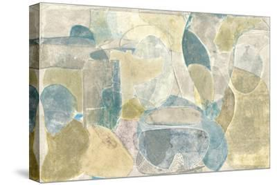 Sea Glass II-Rob Delamater-Stretched Canvas Print