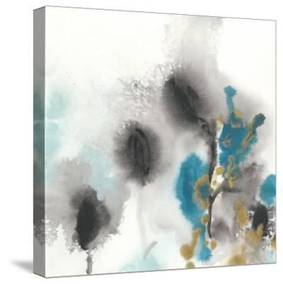 Cerulean Mirage I-June Vess-Stretched Canvas Print