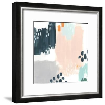 Precept IX-June Vess-Framed Art Print