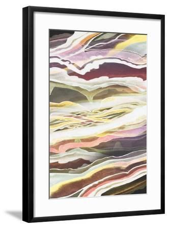 Warm Minerals II-Grace Popp-Framed Art Print