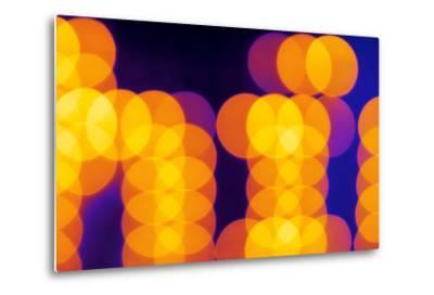 Abstract Lights-Juha Sompinmaeki-Metal Print