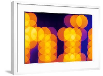 Abstract Lights-Juha Sompinmaeki-Framed Photographic Print