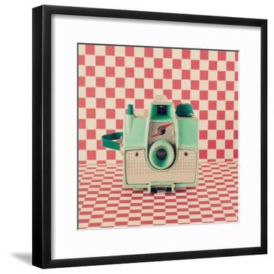 Retro Camera-Andrekart Photography-Framed Photographic Print