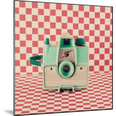 Retro Camera-Andrekart Photography-Mounted Photographic Print