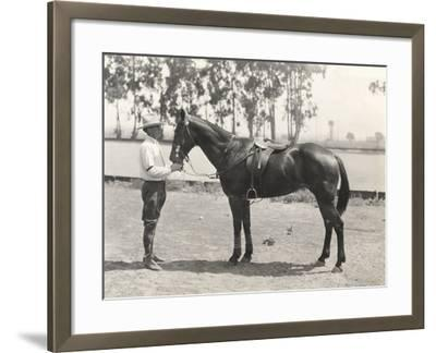 Seeing Eye to Eye-Everett Collection-Framed Photographic Print
