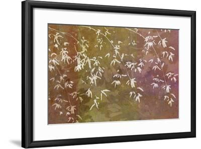 Floral Flurry Bronze-Cora Niele-Framed Photographic Print