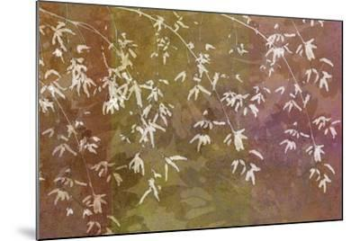 Floral Flurry Bronze-Cora Niele-Mounted Photographic Print