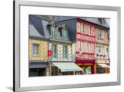 Timber Framed Shops-Cora Niele-Framed Photographic Print