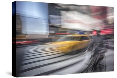 Cab 3-Moises Levy-Stretched Canvas Print