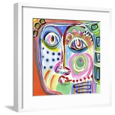 Don't Be Such A Sad Sack-Wyanne-Framed Giclee Print