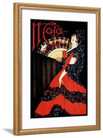 Cosmetics 010-Vintage Lavoie-Framed Giclee Print