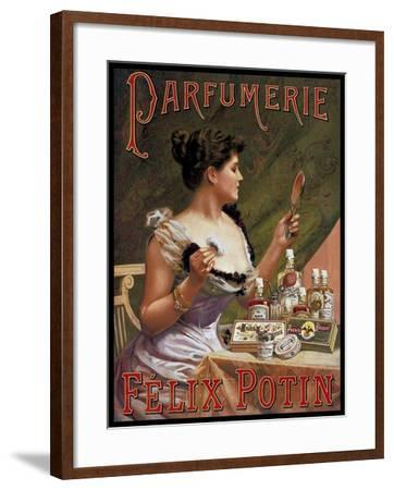 Cosmetics 011-Vintage Lavoie-Framed Giclee Print