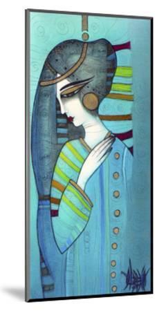 Bleu-Albena Vatcheva-Mounted Giclee Print