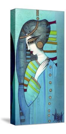 Bleu-Albena Vatcheva-Stretched Canvas Print