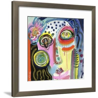 Pull Yourself Up by Your Bootstraps-Wyanne-Framed Giclee Print