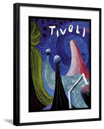 Travel 0358-Vintage Lavoie-Framed Giclee Print