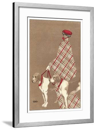 Fashion Women 0020-Vintage Lavoie-Framed Giclee Print