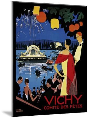 Travel 0405-Vintage Lavoie-Mounted Giclee Print