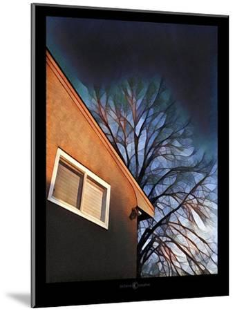 Late In The Day-Tim Nyberg-Mounted Giclee Print