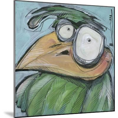 Square Bird 03a-Tim Nyberg-Mounted Giclee Print