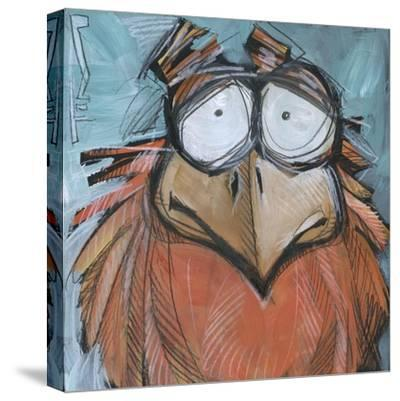 Square Bird 08a-Tim Nyberg-Stretched Canvas Print