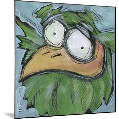 Square Bird 06a-Tim Nyberg-Mounted Giclee Print