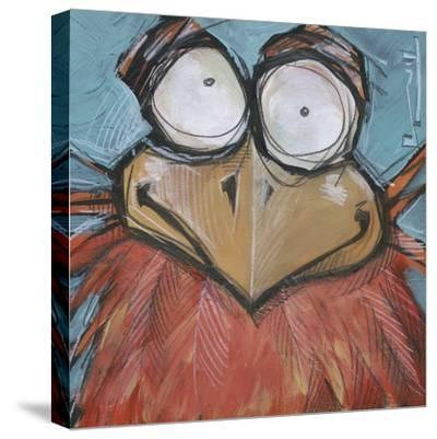 Square Bird 10a-Tim Nyberg-Stretched Canvas Print