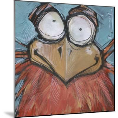 Square Bird 10a-Tim Nyberg-Mounted Giclee Print