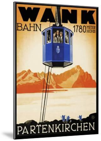 Travel 0115-Vintage Lavoie-Mounted Giclee Print