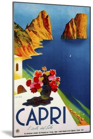 Travel 0109-Vintage Lavoie-Mounted Giclee Print