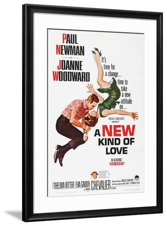A New Kind of Love--Framed Poster