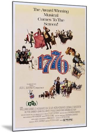 1776--Mounted Poster