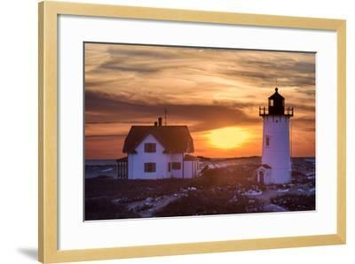 Sundown-Michael Blanchette Photography-Framed Photographic Print