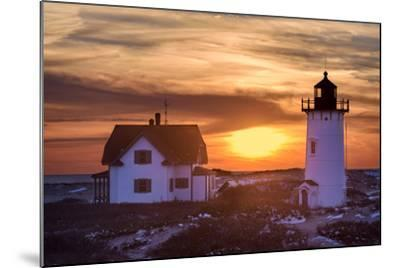 Sundown-Michael Blanchette Photography-Mounted Photographic Print