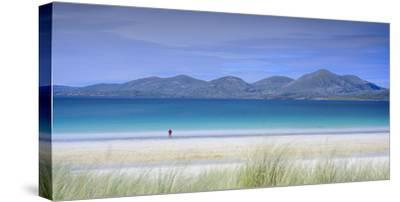 Luskentyre Sands-Michael Blanchette Photography-Stretched Canvas Print