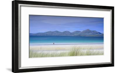 Luskentyre Sands-Michael Blanchette Photography-Framed Photographic Print