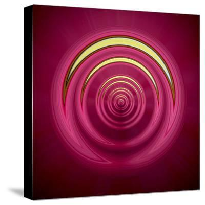 Variations On A Circle 44-Philippe Sainte-Laudy-Stretched Canvas Print