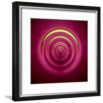 Variations On A Circle 44-Philippe Sainte-Laudy-Framed Photographic Print